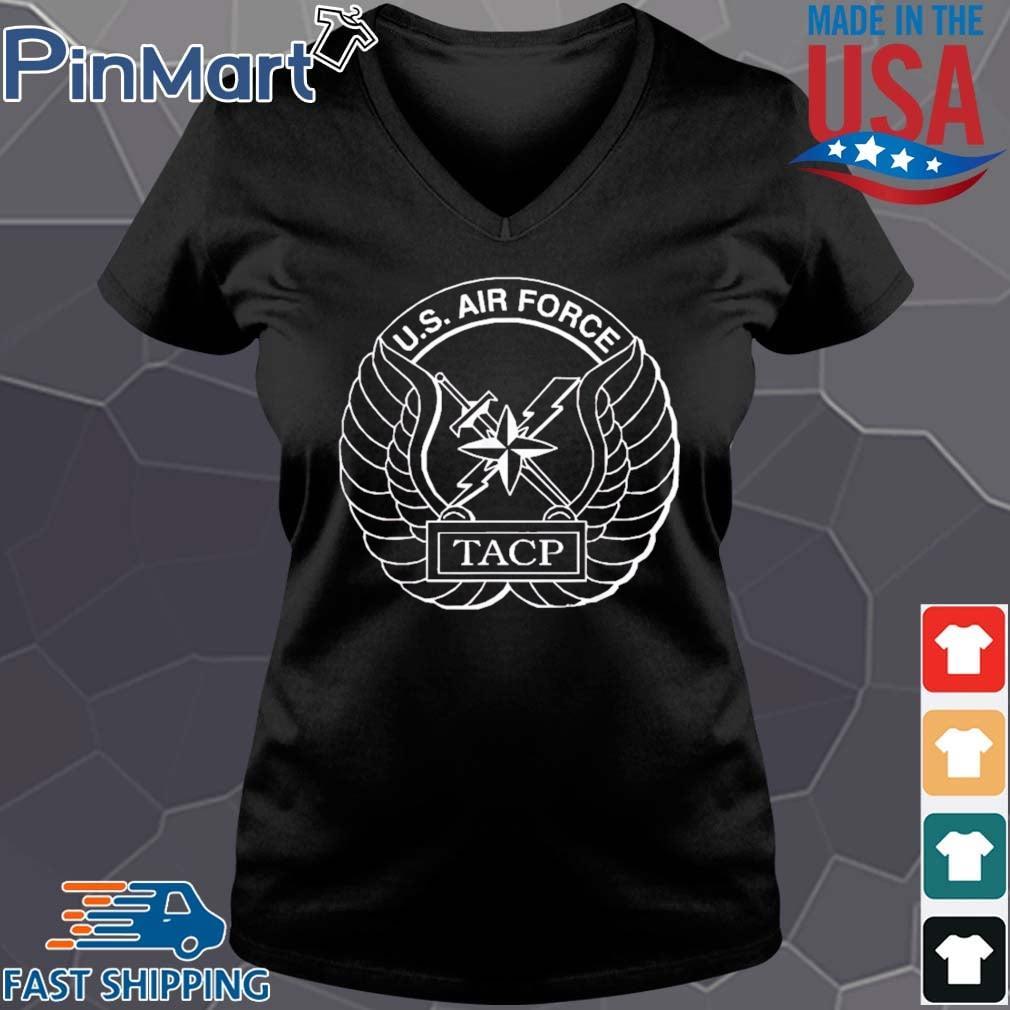 Air Force Tactical Air Control Party Shirt Vneck den