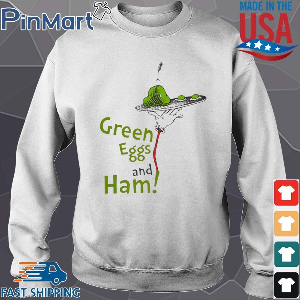 Dr. Seuss Green Eggs And Ham Shirt