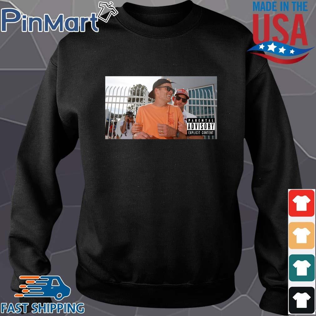 Funny Tom Brady parental advisory s Sweater den