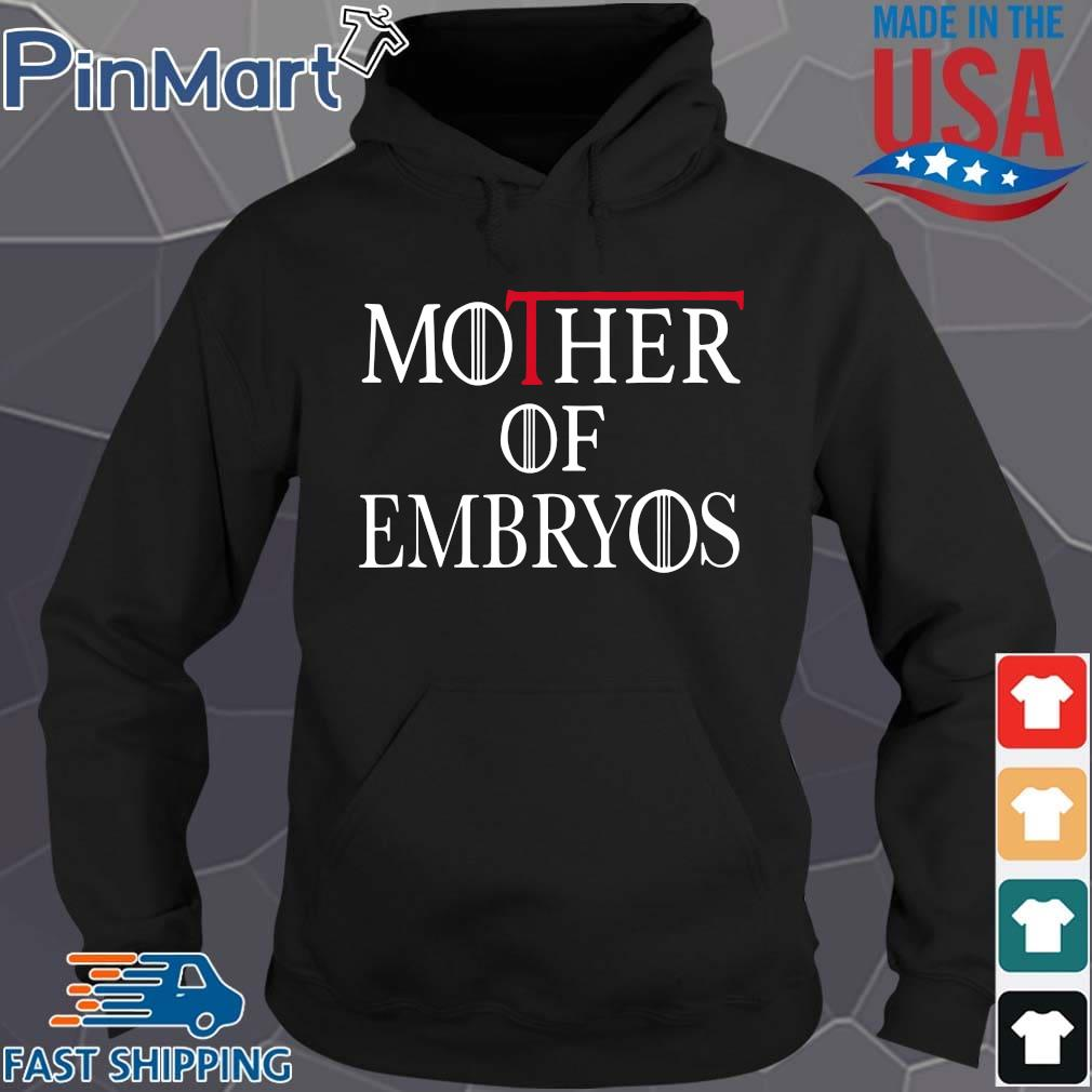 Game Of Throne mother of embryos s Hoodie den