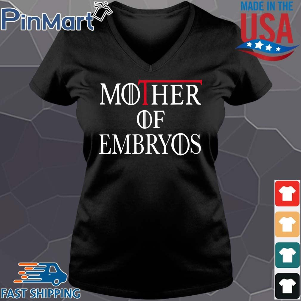 Game Of Throne mother of embryos s Vneck den