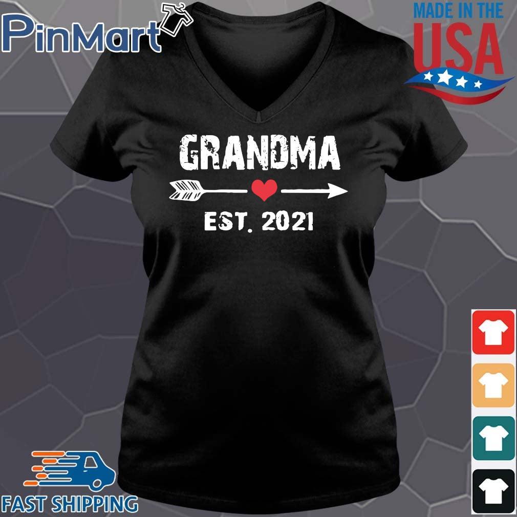 Grandma est 2021 s Vneck den