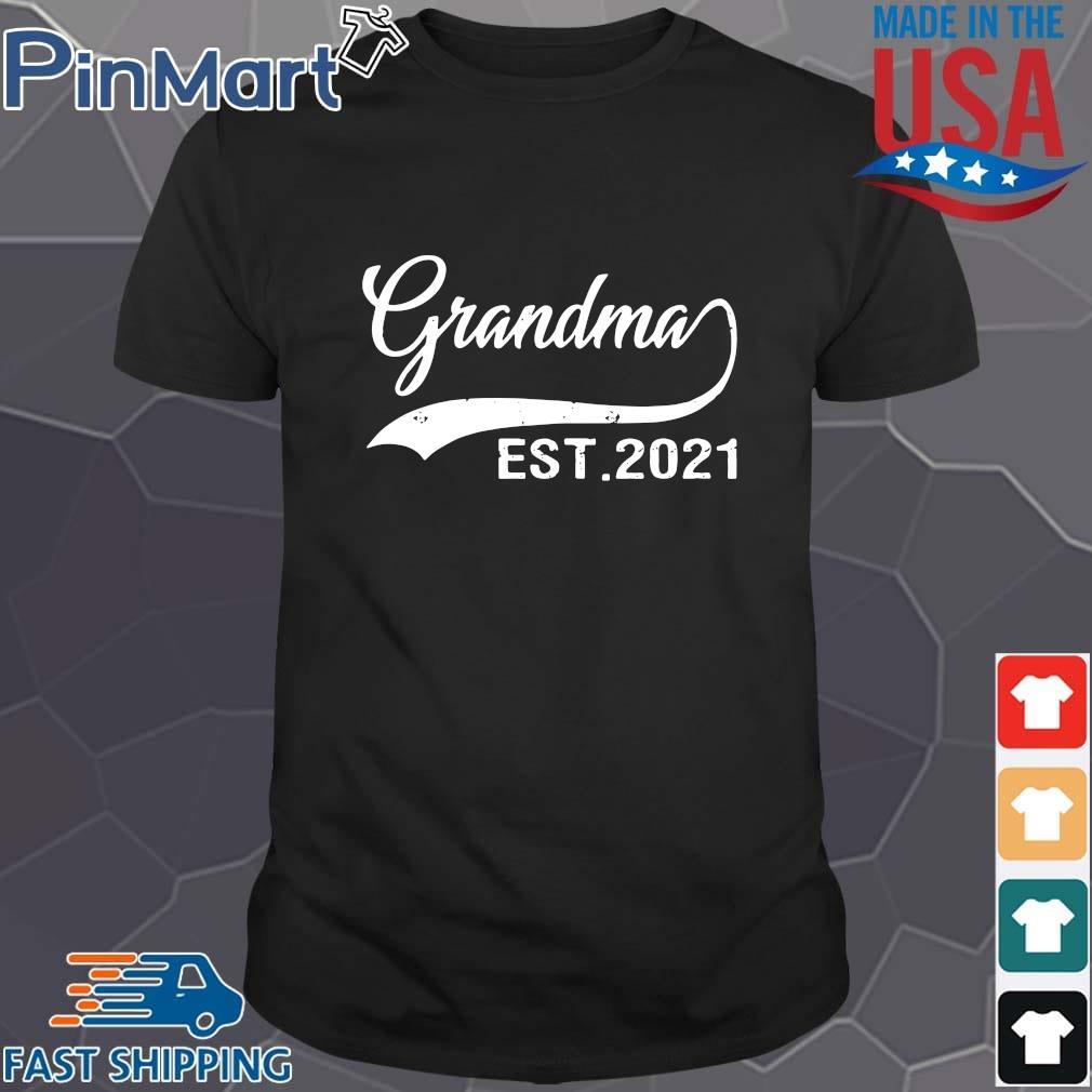 Grandma est 2021 shirts