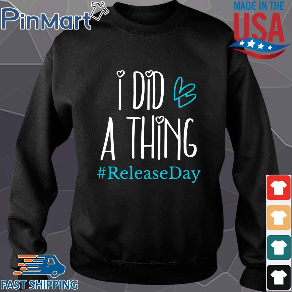 I did a thing #Releaseday s Sweater den