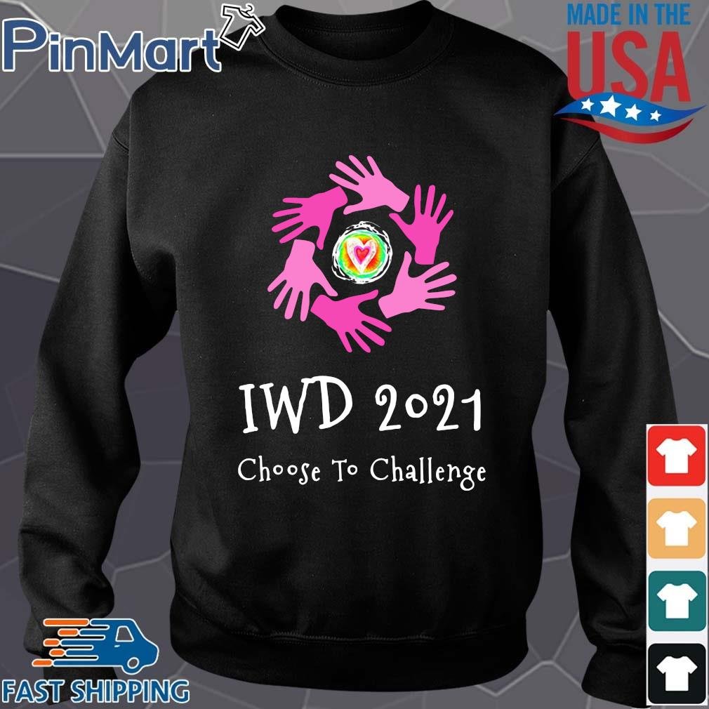 Iwd 2021 choose to challenge s Sweater den