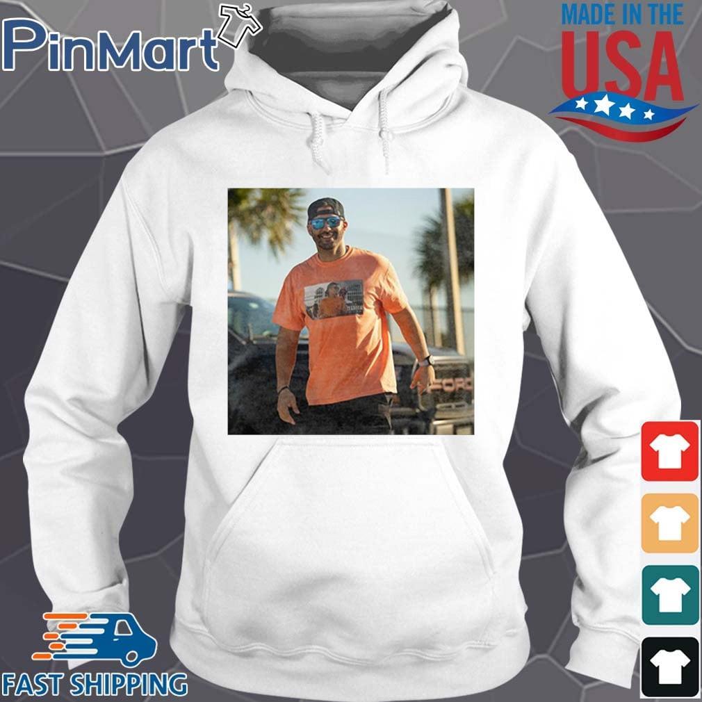 J.D. Martinez Tom Brady Drunk Shirt Hoodie trang