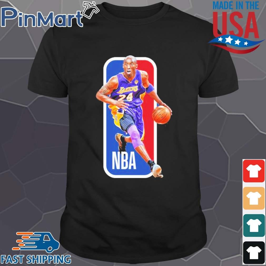 Kobe Bryant NBA Basketball Shirt