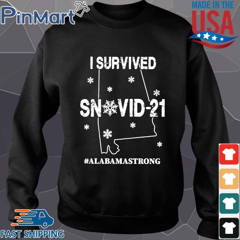Official I survived snovid-21 #Alabamastrong s Sweater den