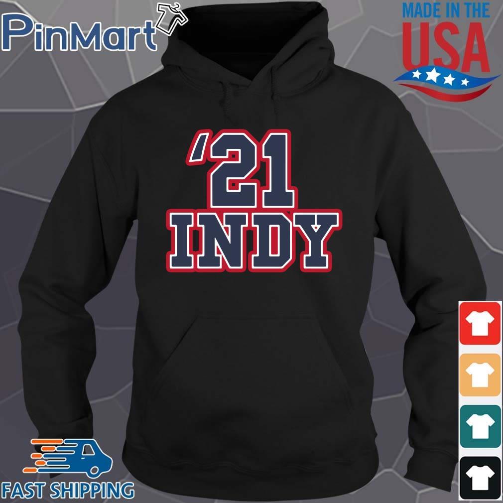 '21 Indy Pocket Shirt Hoodie den
