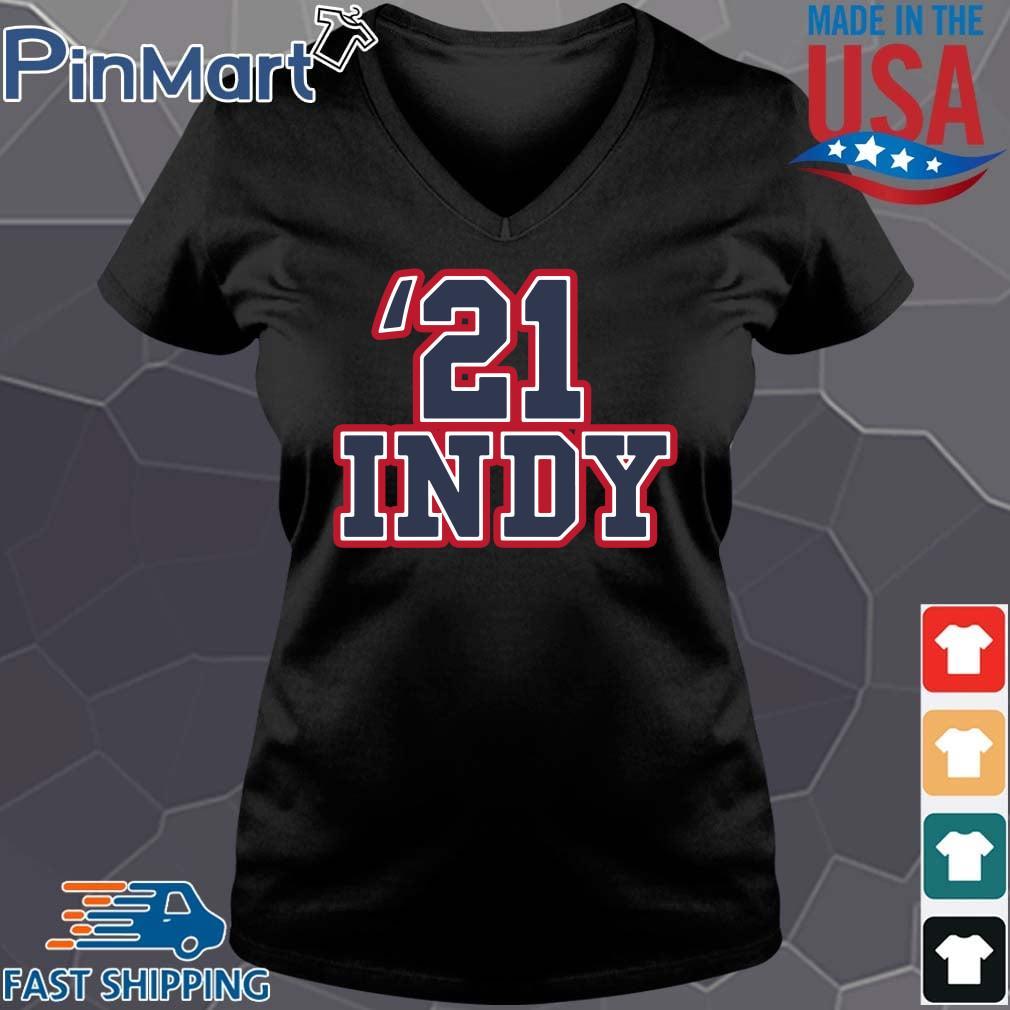 '21 Indy Pocket Shirt Vneck den
