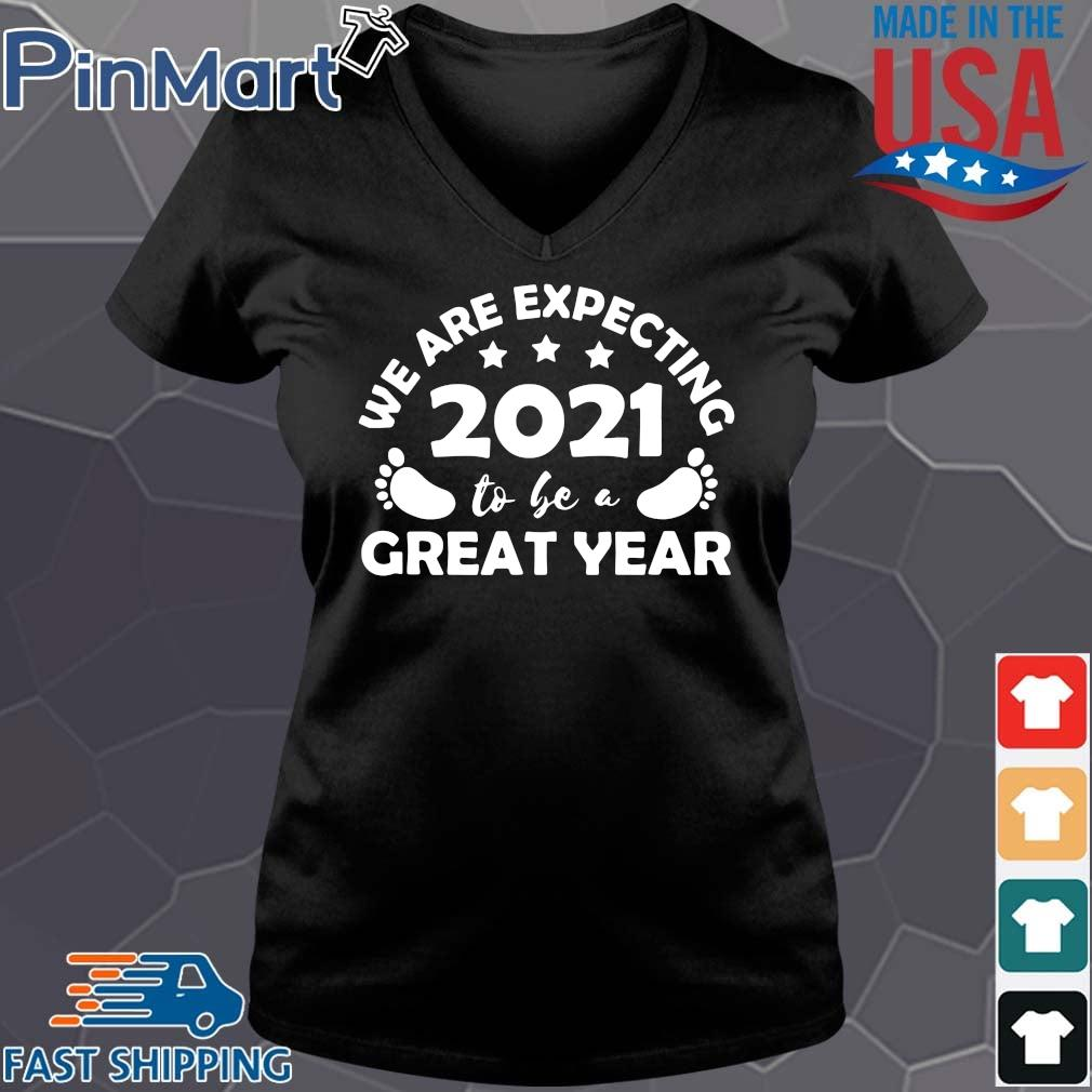 Funny we are expecting 2021 to be a great year Vneck den