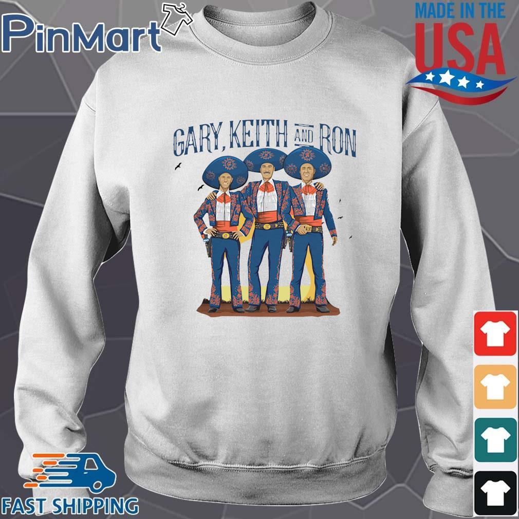 Gary Keith and Ron shirt