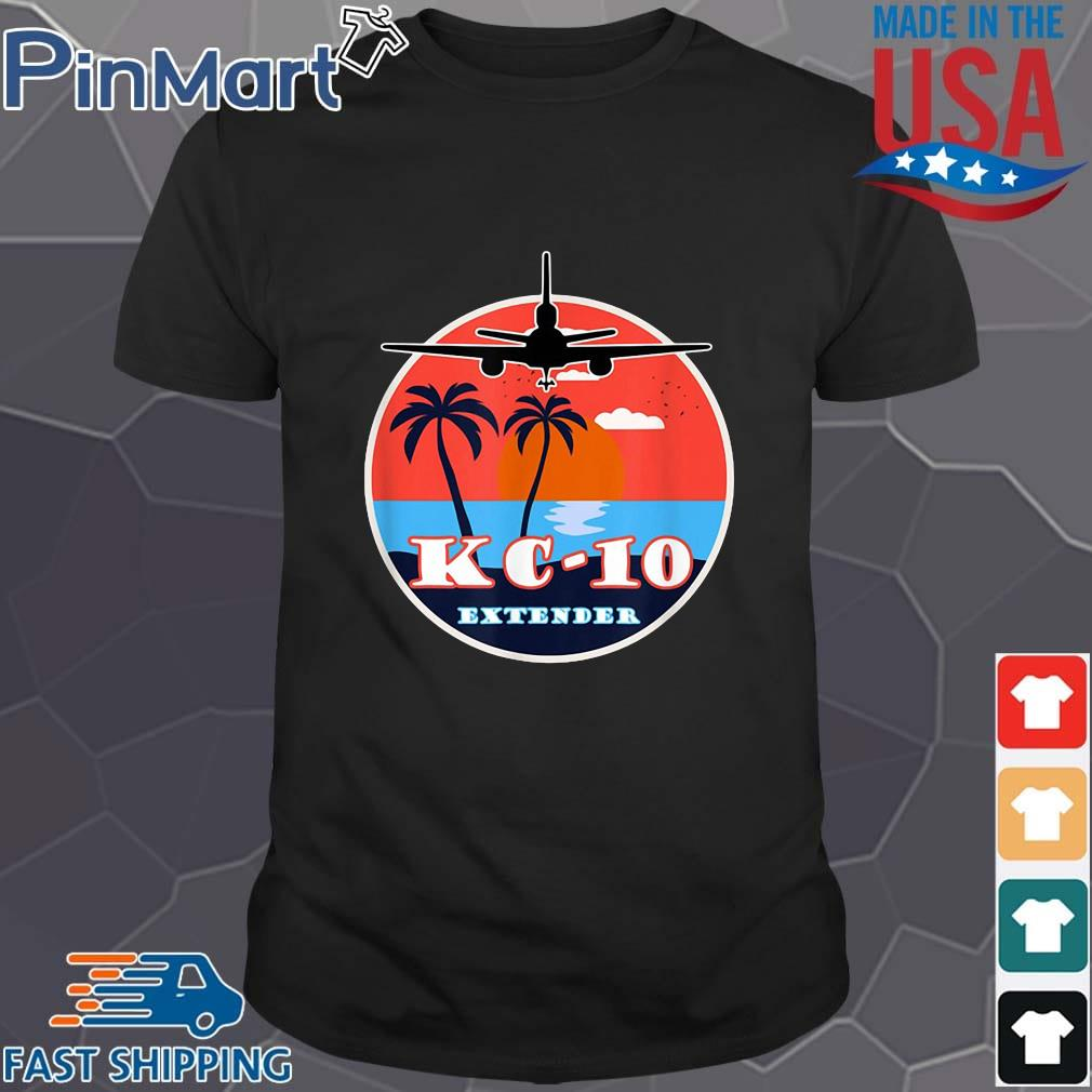 KC-10 extender 2021 vintage retro shirt