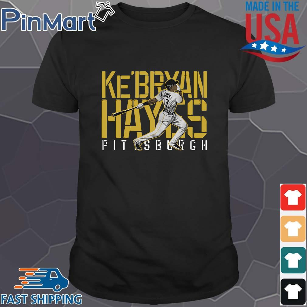 Ke'bryan Hayes Pittsburgh Baseball 2021 Shirt