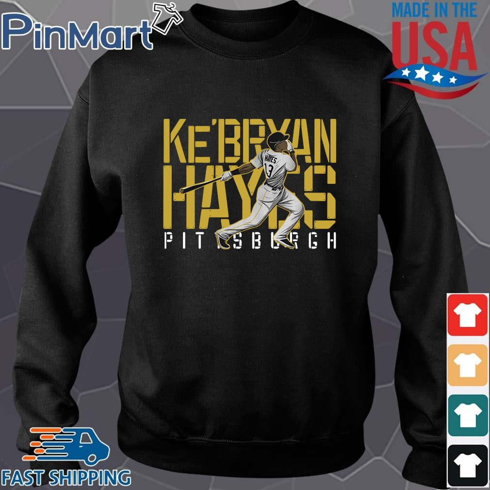 Ke'bryan Hayes Pittsburgh Baseball 2021 Shirt Sweater den