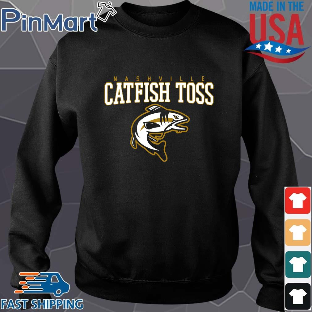 Nashville catfish toss Sweater den