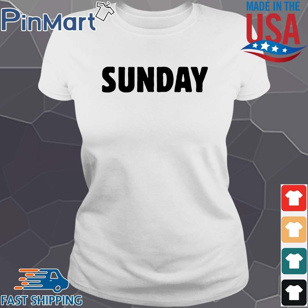 Official 2021 Sunday Shirt Ladies trang