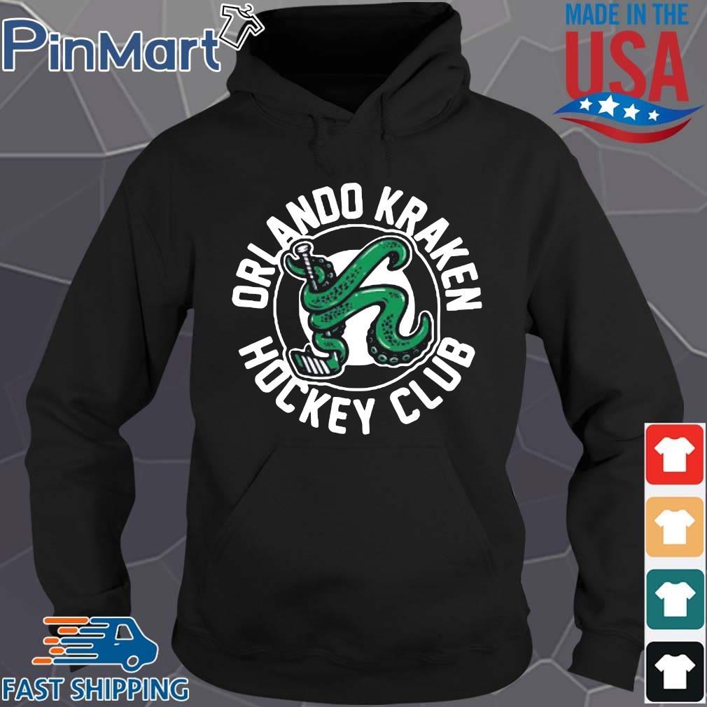 Orlando Kraken hockey club Hoodie den