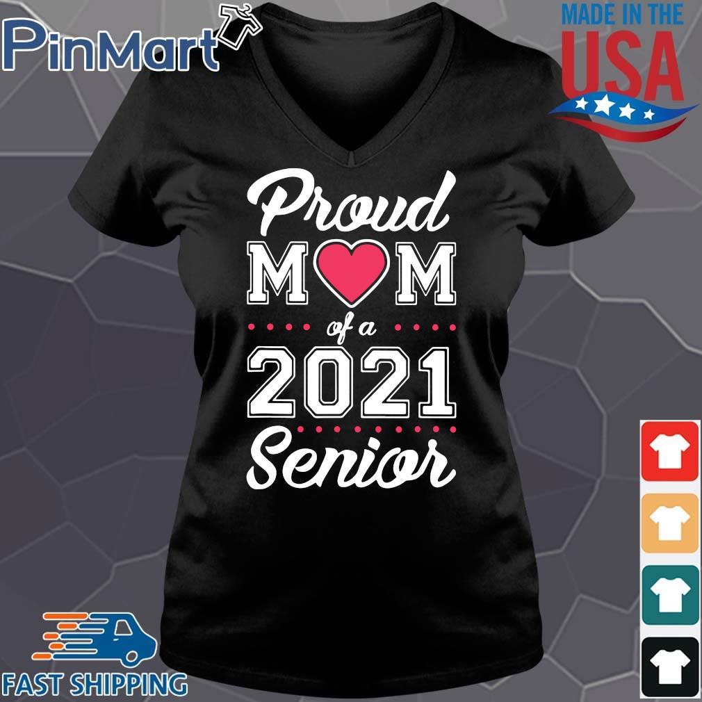 Proud mom of a 2021 senior Vneck den