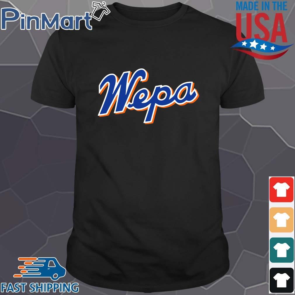Puerto Rico wepa shirt