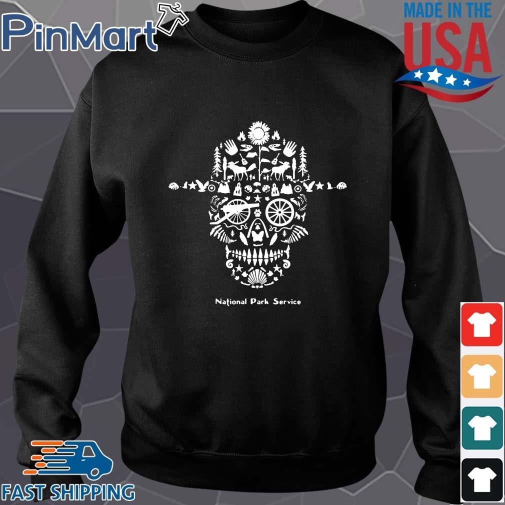 Skull animal national park service Sweater den