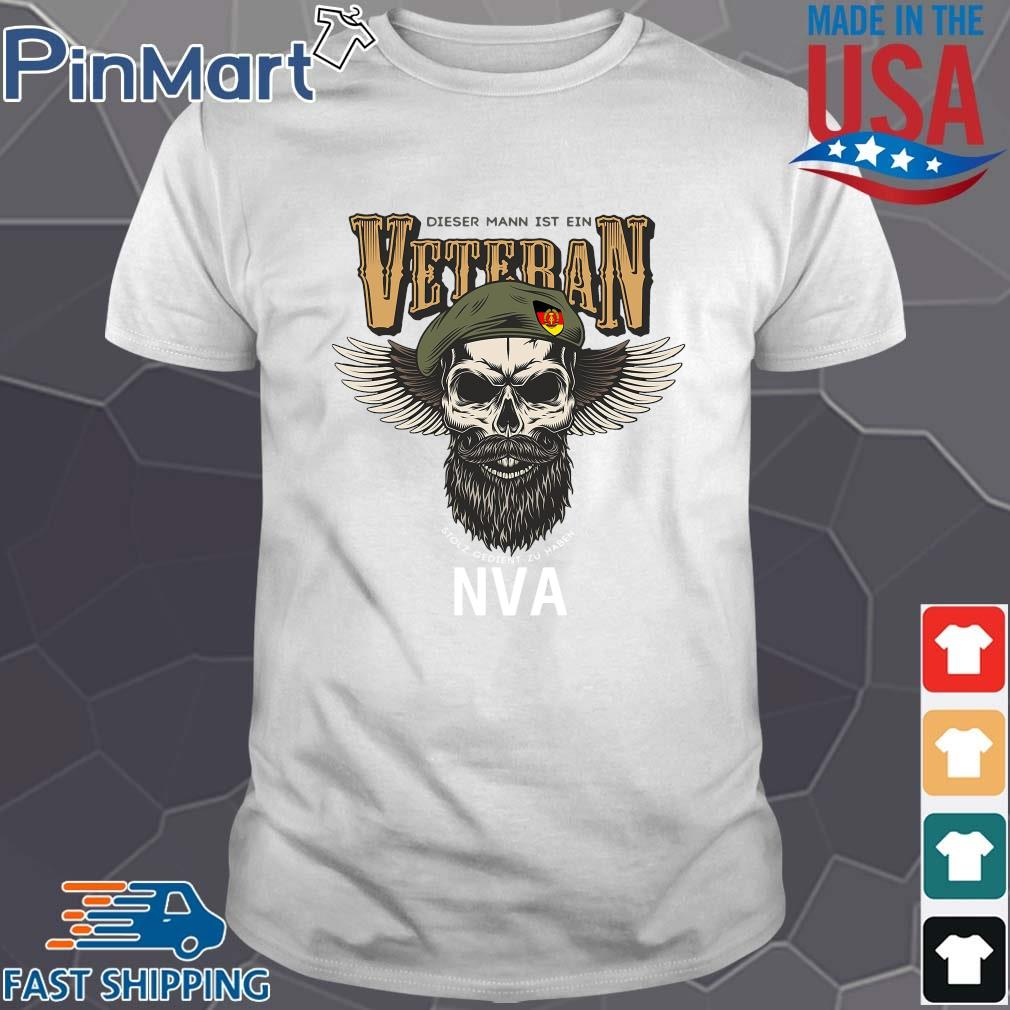 Dieser mann ist ein veteran Nva shirt