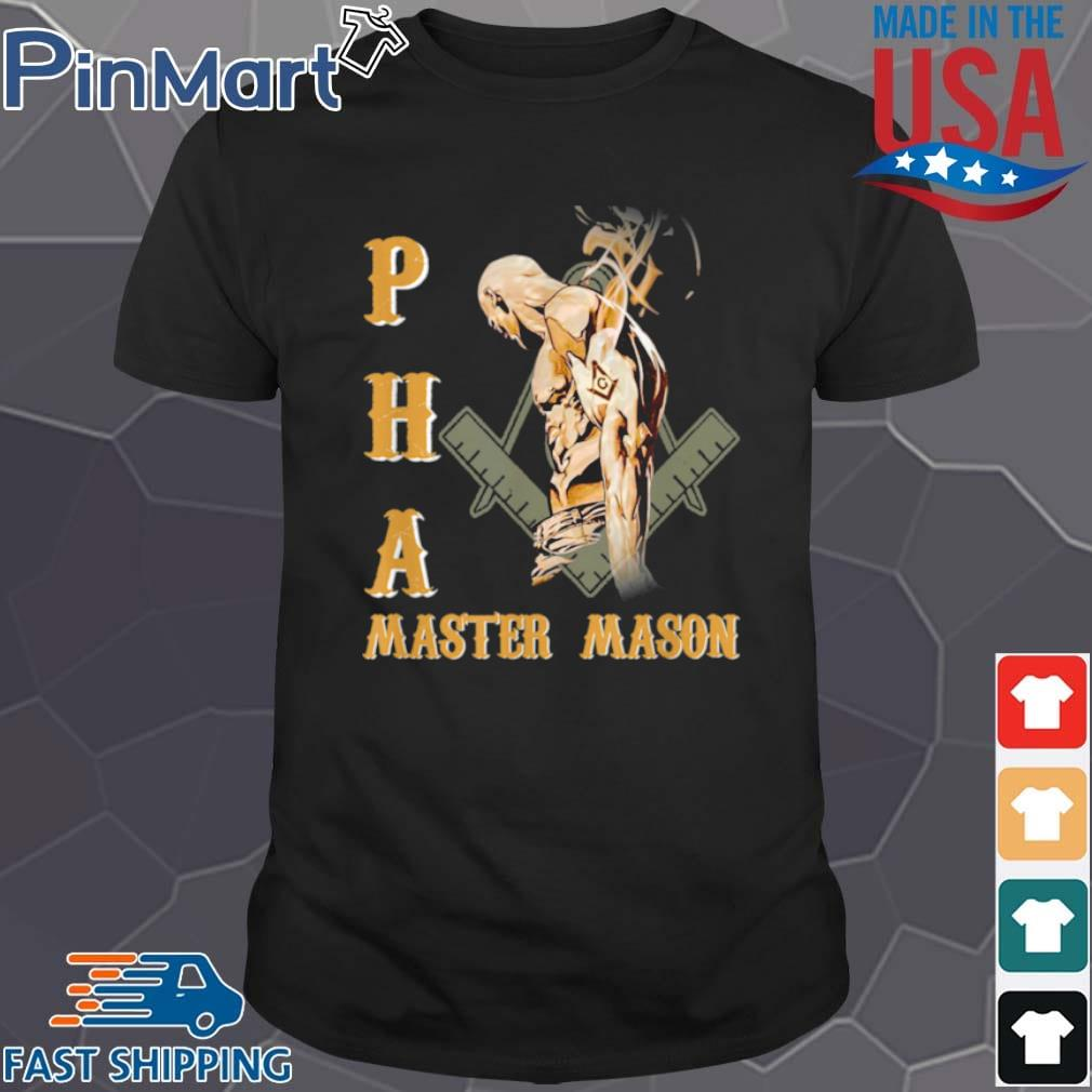 Greats Mason Prince Hall PHA Master Mason Shirt