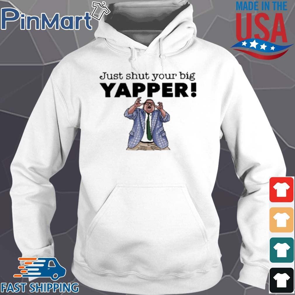 Matt Foley Just Shut Your Yapper Shirt Hoodie trang