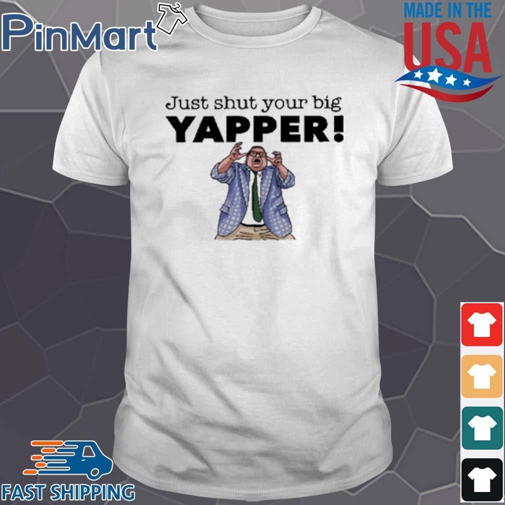 Matt Foley Just Shut Your Yapper Shirt