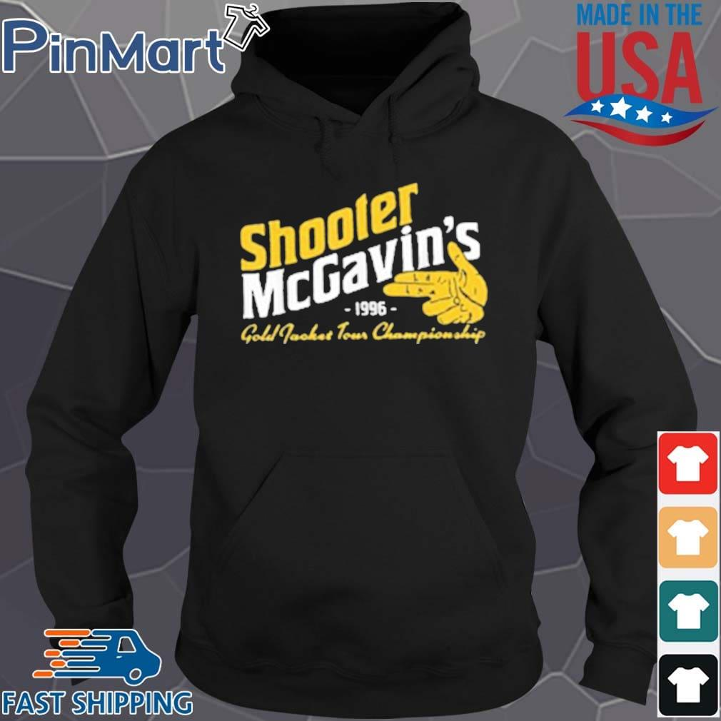 Shooter McGavins 1996 Gold Jacket Tour Championship Shirt Hoodie den