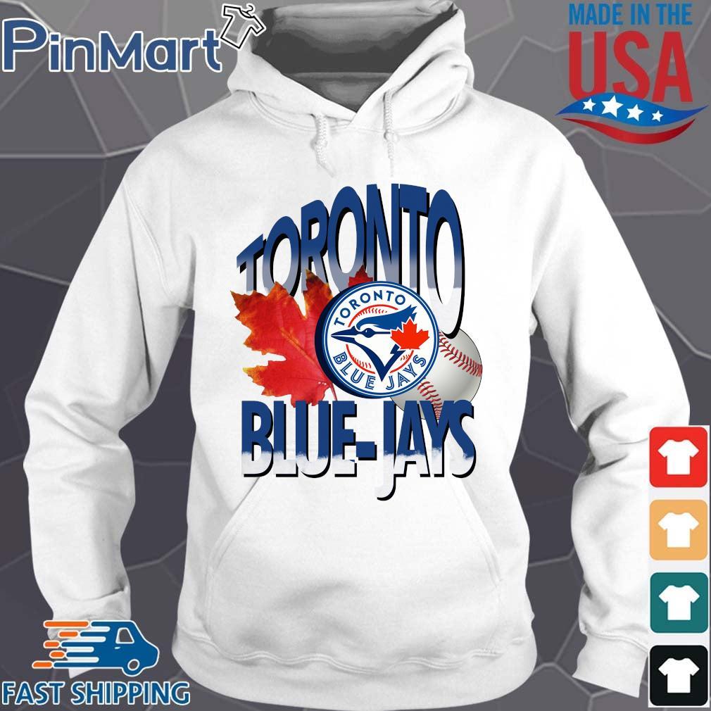 Toronto Blue Jays 2021 Baseball Shirt Hoodie trang