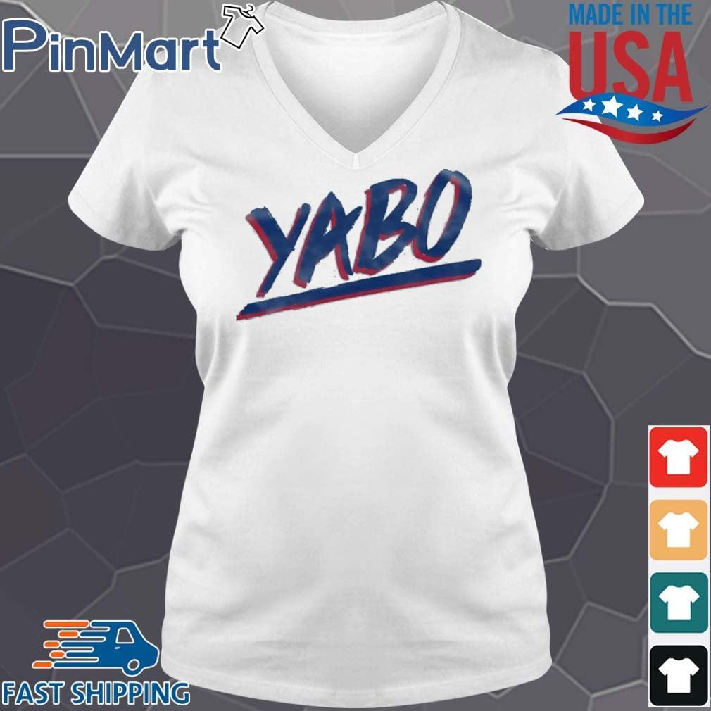 Yabo 2021 V-neck trang