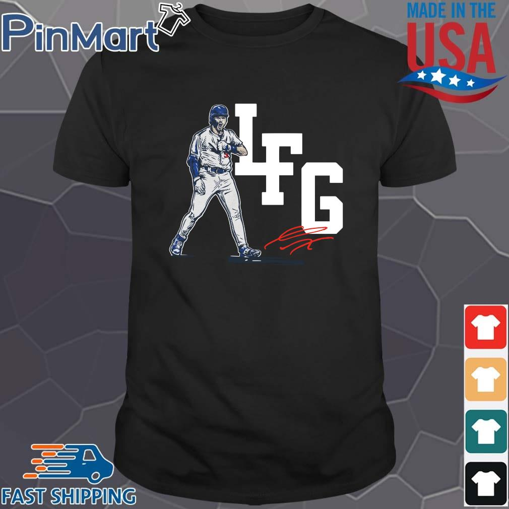 Gavin Lux LFG shirt