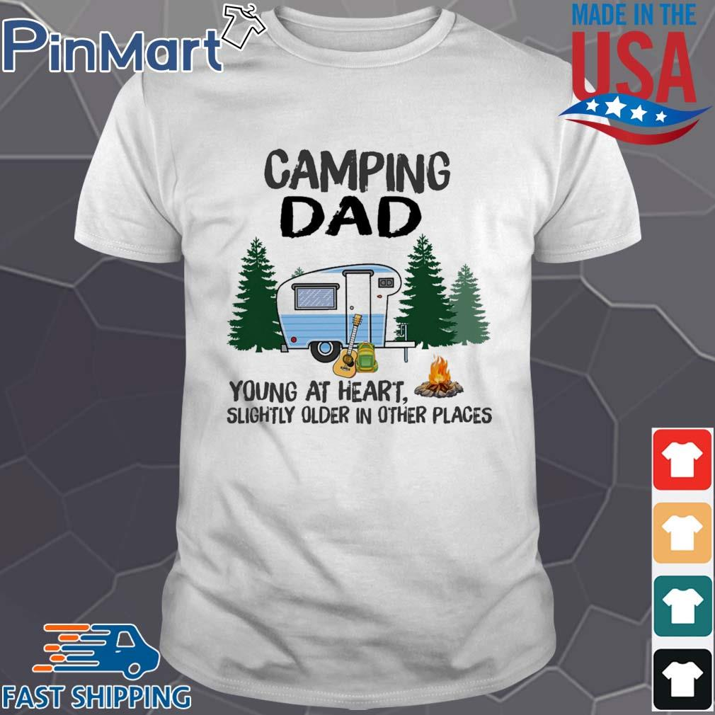 Camping Dad Classic Shirt