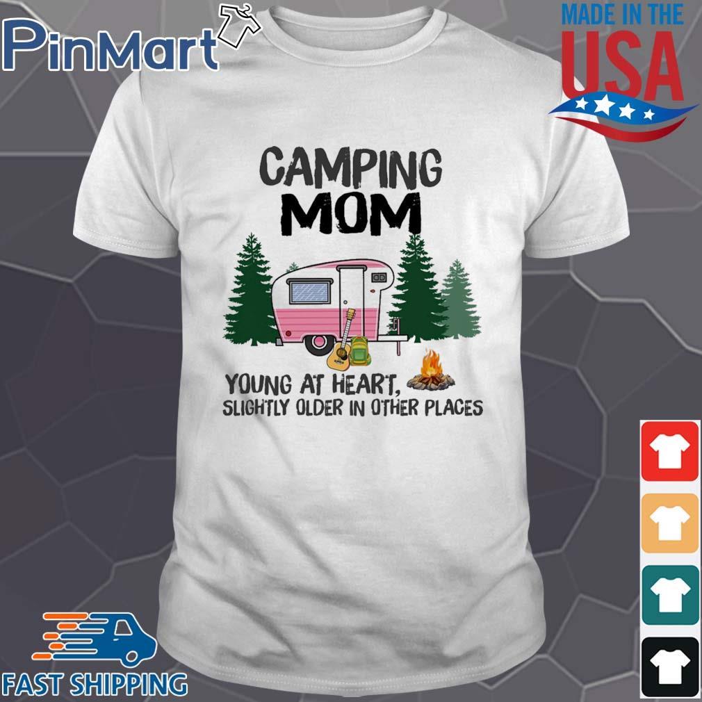 Camping Mom Shirt
