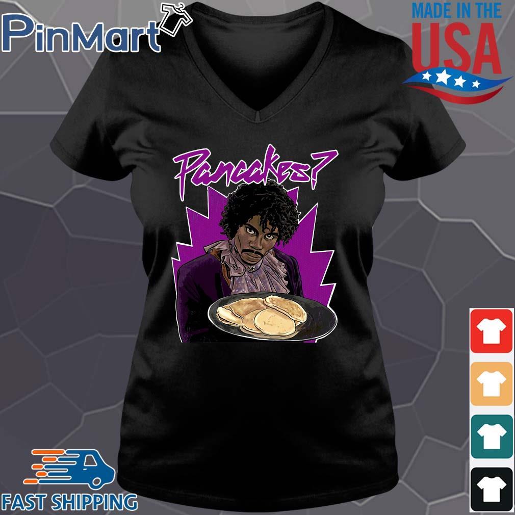 Cheap Prince Rogers Nelson pancakes s Vneck den