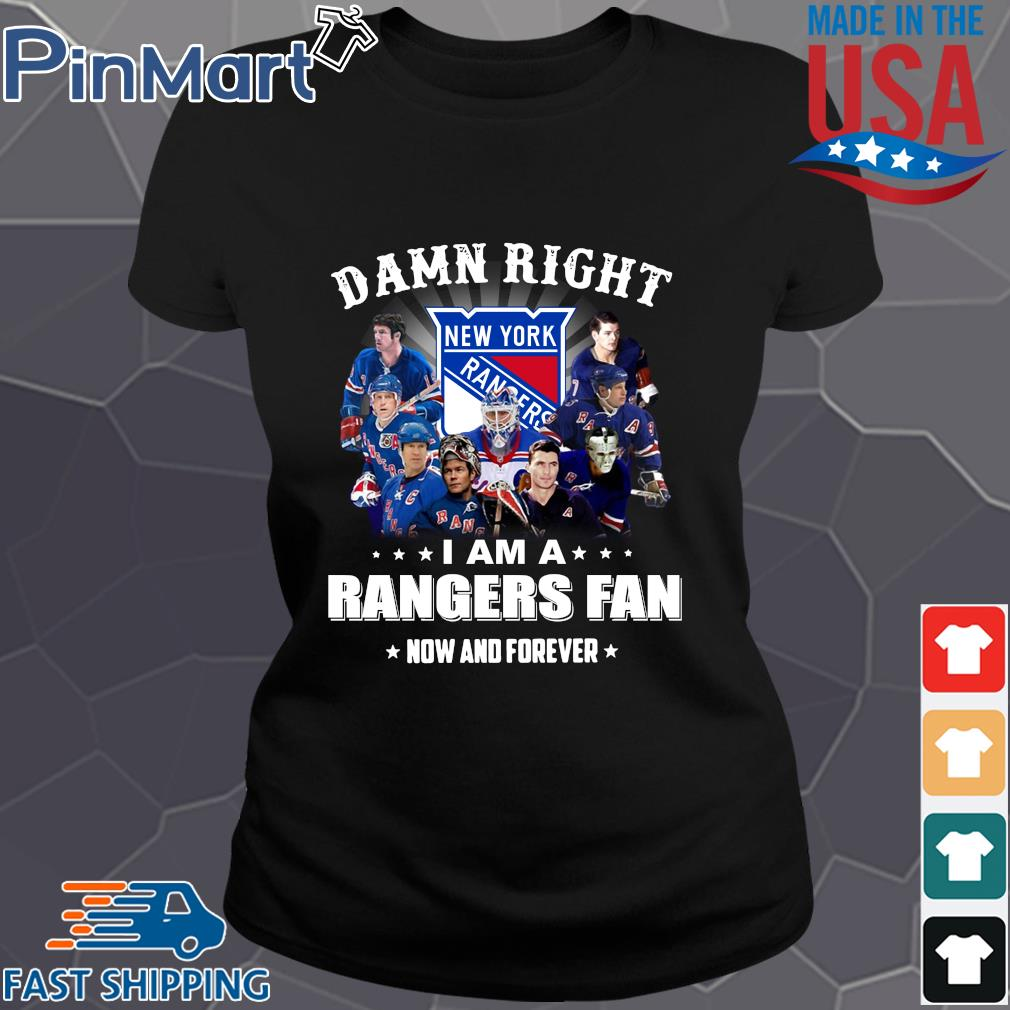 Damn right I am a rangers fan now and forever stars s Ladies den
