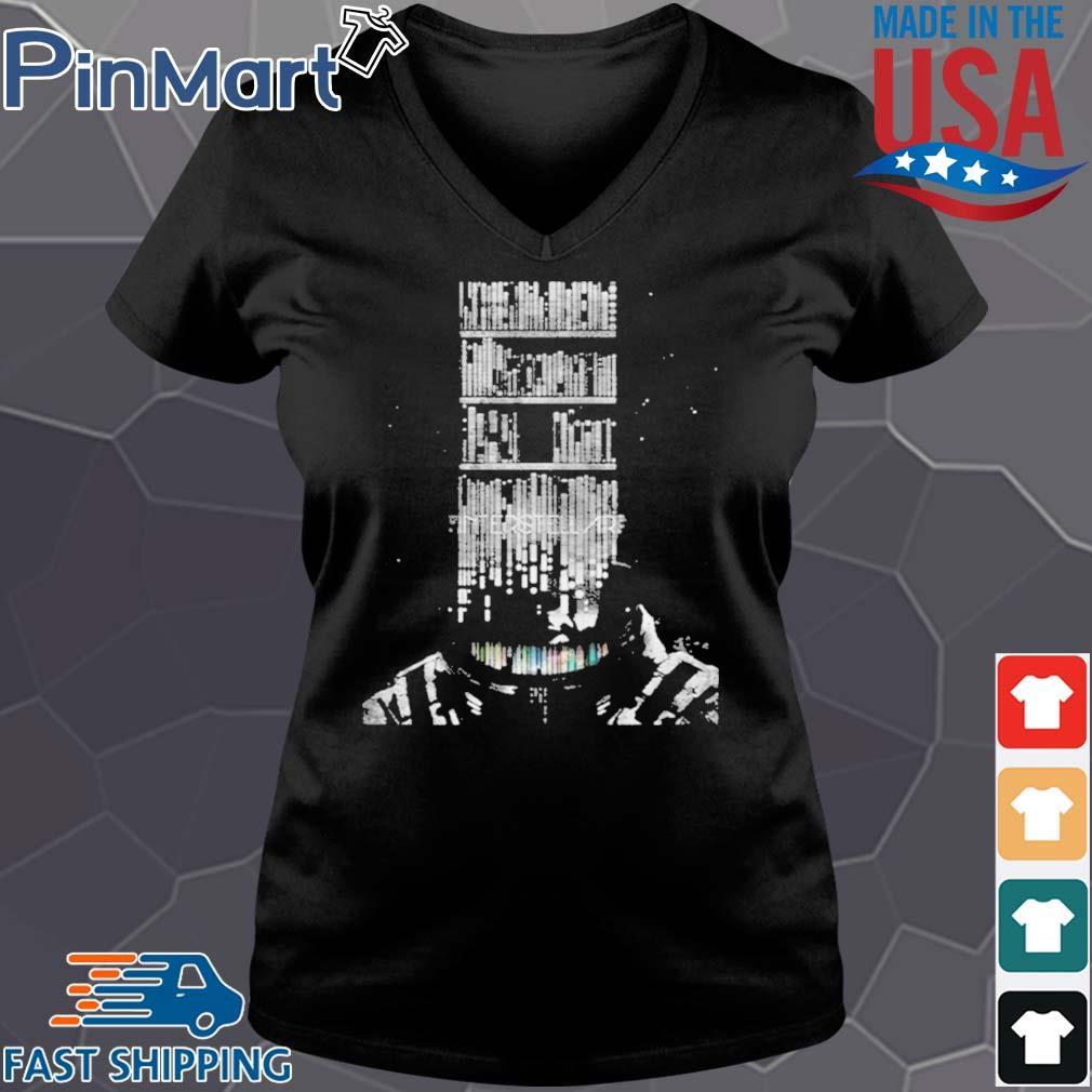 Funny Interstellar Poster Shirt Vneck den