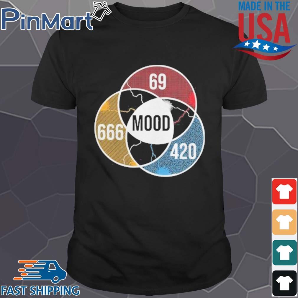Mood 69 666 420 Cercle Couper shirt