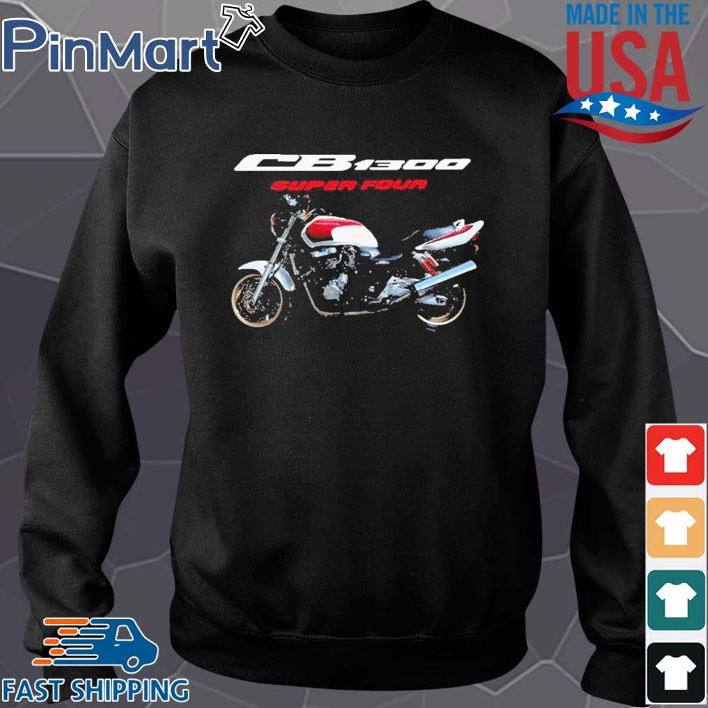 CB 1300 Super Four Motorcycle s Sweater den