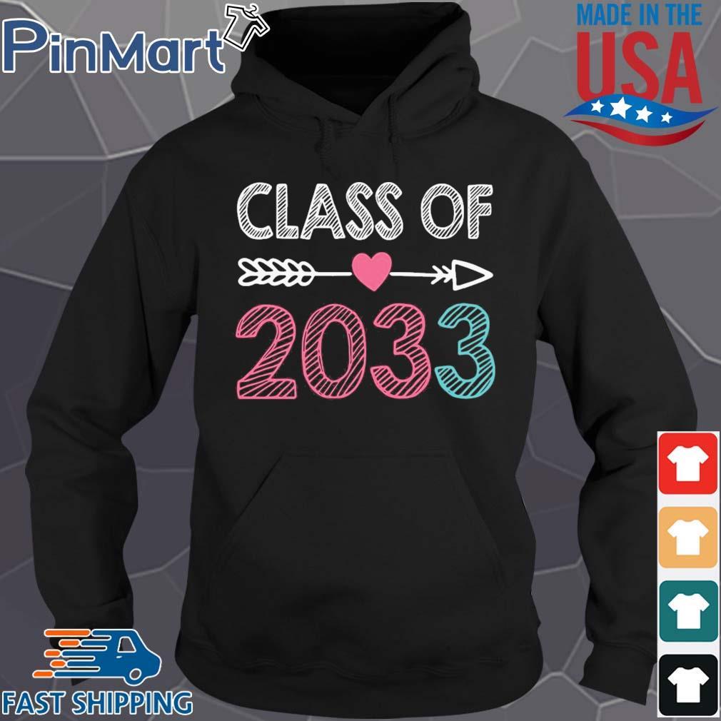 Class Of 2033 Shirt Hoodie den