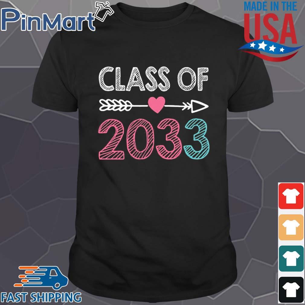 Class Of 2033 Shirt