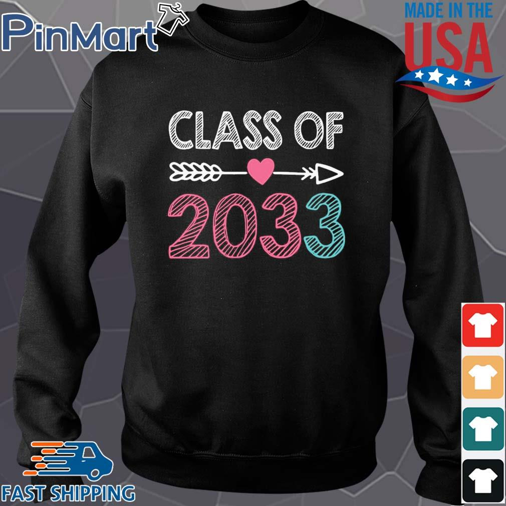 Class Of 2033 Shirt Sweater den
