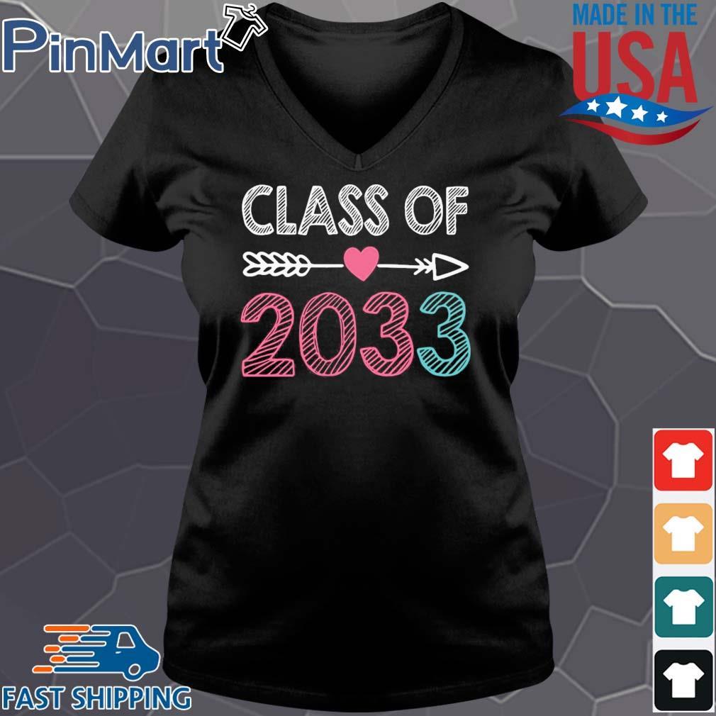 Class Of 2033 Shirt Vneck den