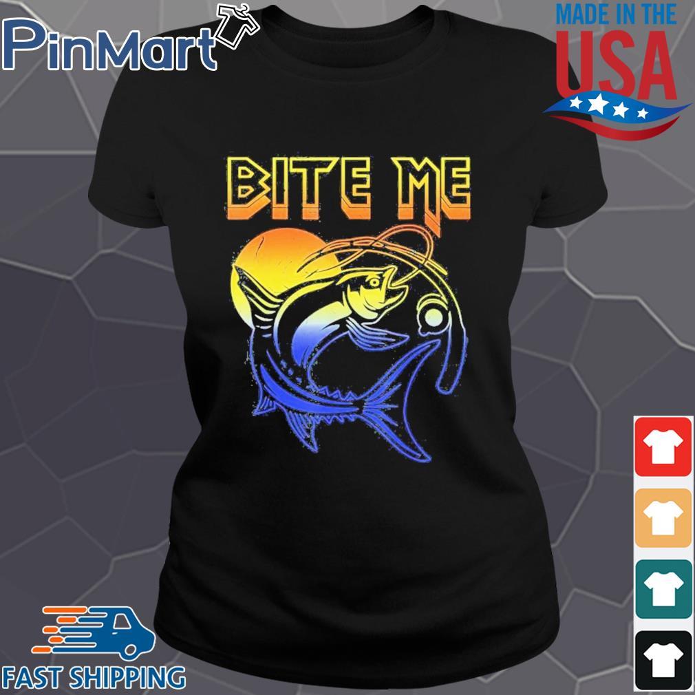 Fishing bite me moon s Ladies den