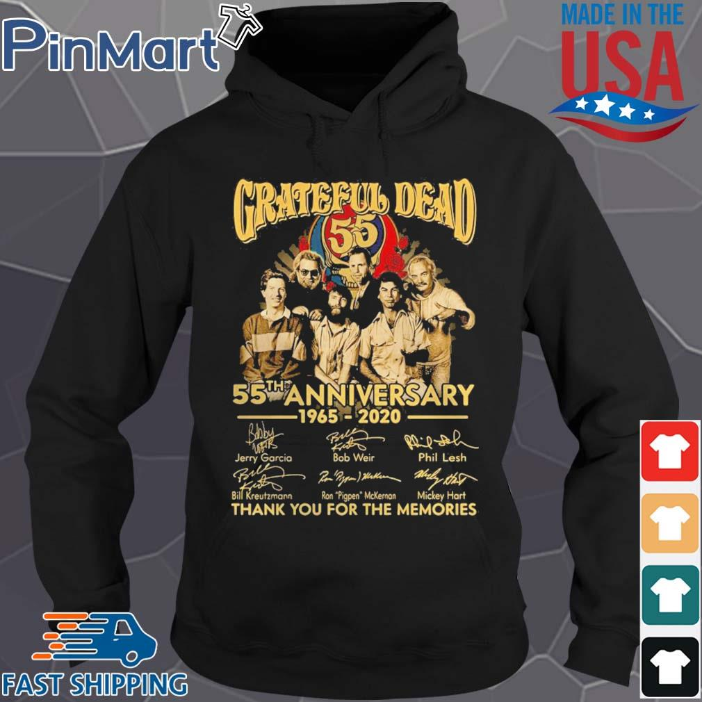 Grateful Dead Anniversary Thank You For The Memories s Hoodie den