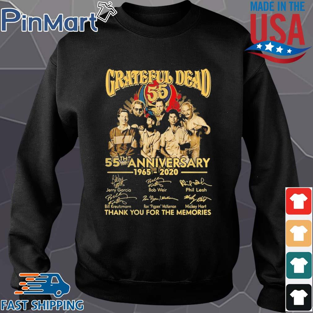 Grateful Dead Anniversary Thank You For The Memories s Sweater den
