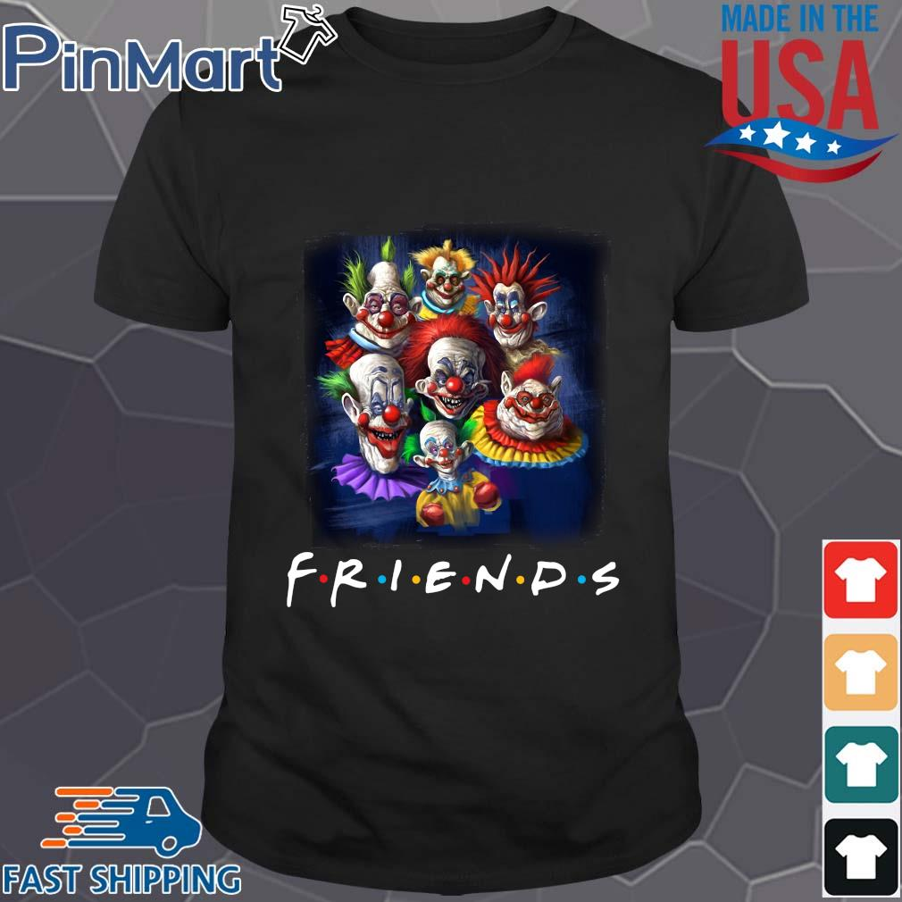 It Pennywise Friends Halloween Shirt