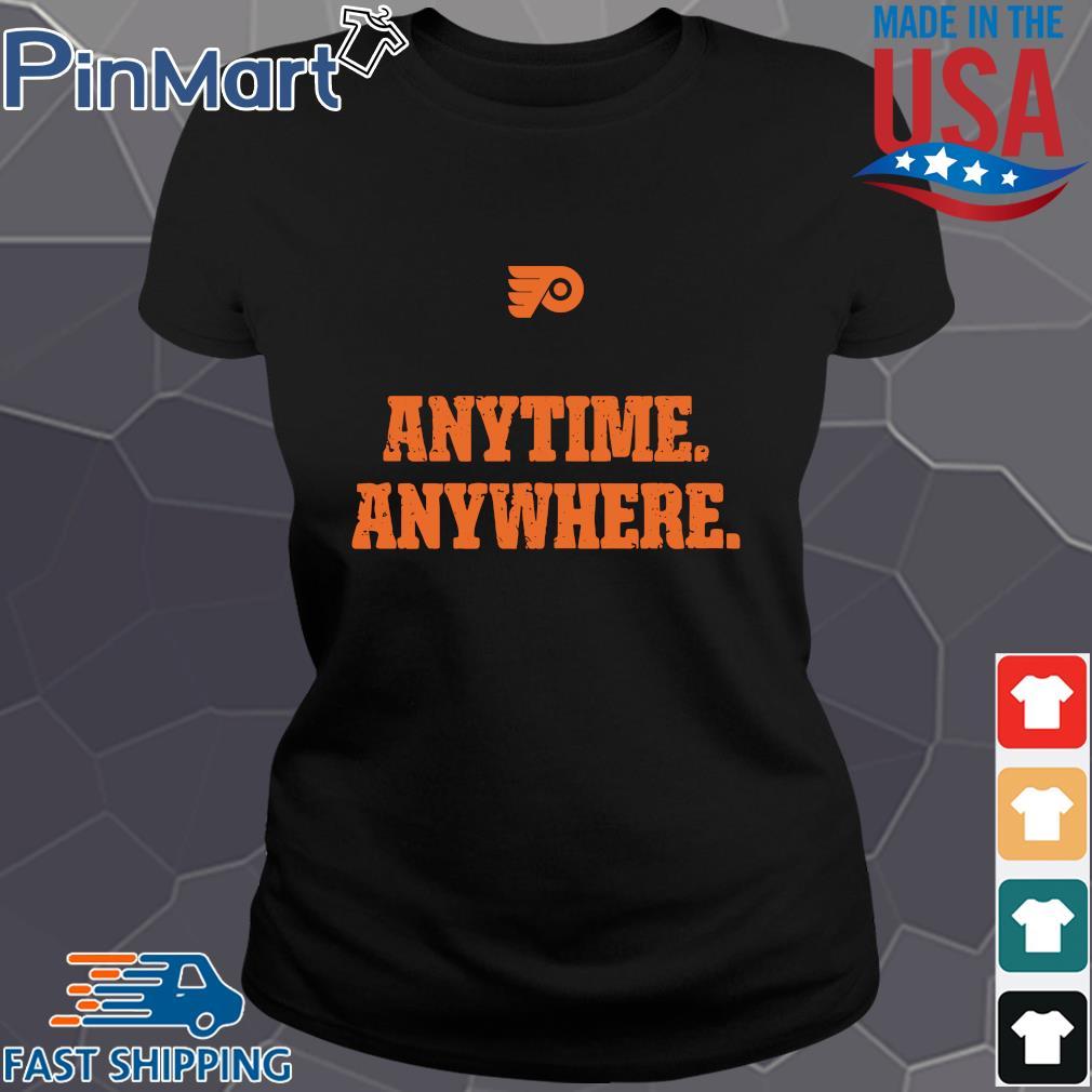 Philadelphia Flyers anytime anywhere s Ladies den
