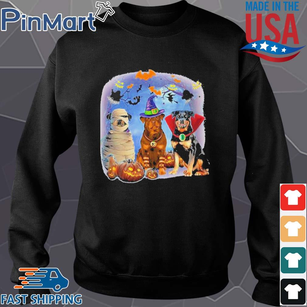 Pisces Rottweiler Halloween s Sweater den